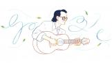 Nhạc sĩ Trịnh Công Sơn được tôn vinh với Doodles đặc biệt
