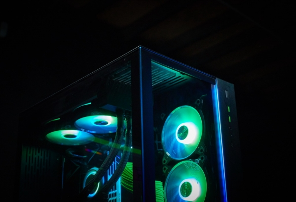 Case LIAN-LI PC-O11 DYNAMIC (RAZER Edition)