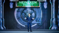 Heneiken ra mắt Heineken Silver nhẹ êm mà đậm chất