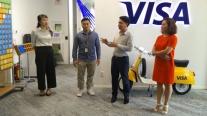 Visa: Giao dịch thẻ tăng trưởng ấn tượng