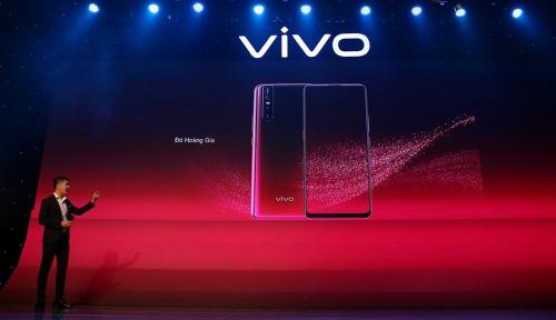 Vivo V15 siêu phẩm mới, đại sứ mới