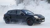 Porsche Macan thế hệ mới sẽ được trang bị động cơ điện