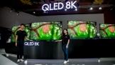 Những hình ảnh đầu tiên về mẫu TV QLED 8K của Samsung