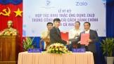 Cà Mau là tỉnh thứ 34 trên cả nước ứng dụng Zalo để xây dựng chính quyền