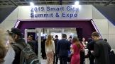 Một vòng hội nghị và triển lãm Smart City Summit & Expo 2019 ngày đầu khai mạc