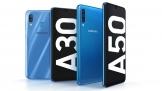 Samsung chính thức ra mắt bộ đôi Galaxy A50 và A30