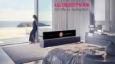 LG OLED TV R9: Mở đầu xu hướng mới
