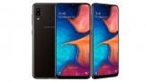 """Samsung Galaxy A20 tiếp tục """"đổ bộ"""""""