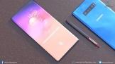 Samsung Galaxy Note 10 lộ diện bản thiết kế cực kỳ ấn tượng