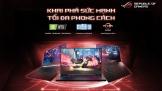 ASUS ROG nâng cấp laptop gaming lên CPU Core i9 cùng đồ họa NVIDIA GTX 16 series