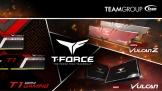 TeamGroup ra mắt loạt sản phẩm mới cho game thủ