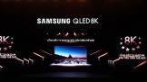 Samsung QLED 8K chính thức ra mắt tại Hà Nội