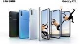 Samsung mang smartphone màn hình vô cực lớn nhất dòng Galaxy A về Việt Nam