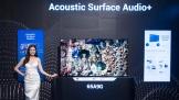 Trải nghiệm giải trí đỉnh cao với dòng TV OLED BRAVIA A9G Master series