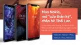 Nokia khởi động chương trình 'Mở cửa thần kỳ, chào hè Thái Lan'