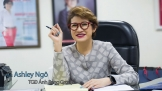 [Talk] Mrs Ashley Ngô: Tổng giám đốc Ánh Rạng Group