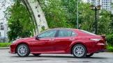 Toyota 'nhá hàng' Camry mới