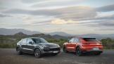 Porsche Cayenne Coupé mới: Thêm phiên bản thể thao, thiết kế năng động hơn