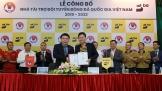 Ứng dụng gọi xe 'be' tài trợ đội tuyển Bóng đá Quốc gia Việt Nam