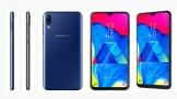 Samsung Galaxy M10 mở bán trên Lazada
