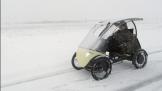 Pedilio: ô tô chạy bằng năng lượng sạch