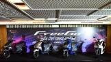 Yamaha FreeGo: Thỏa chí tùng hoành