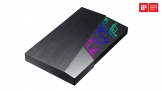ASUS FX HDD: Ổ cứng cơ gắn ngoài đầu tiên có Aura Sync RGB