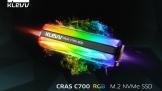 COMPUTEX 2019: KLEVV sẽ ra mắt hai sản phẩm CRAS mới