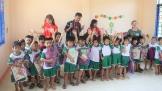 Canon trao tặng 2 phòng học mới