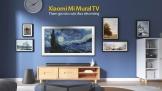 Xiaomi Mi Mural TV tham gia vào cuộc đua siêu mỏng