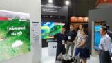 Samsung mang toàn bộ giải pháp hình ảnh đến ICT COMM 2019