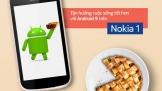 Nokia 1 chính thức lên Android 9 Pie