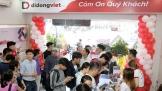 Di Động Việt ưu đãi lớn cho các dòng smartphone Samsung Galaxy