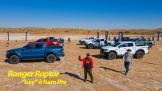 Ranger Raptor 'bay' ở Nam Phi