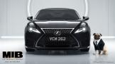 Lexus RC F đồng hành cùng phần mới của Đặc Vụ Áo Đen - MIB