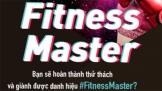 Cùng TikTok tham gia #FitnessMaster với 300 HLV