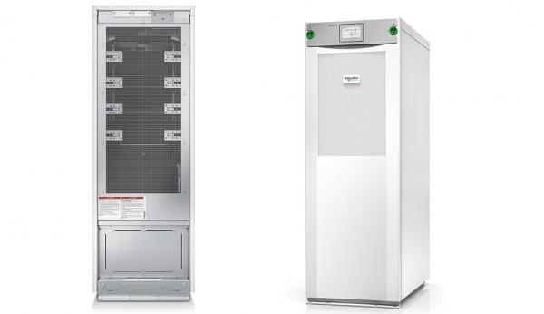 Schneider Electric UPS Galaxy VS: Bộ lưu điện 3 pha nhỏ gọn, linh hoạt