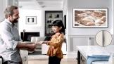 Samsung TV QLED Frame Q68R: nâng tầm không gian sống