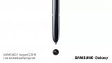 Samsung sẽ ra mắt Galaxy Note 10 vào ngày 7/8