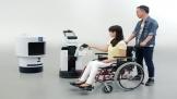 Toyota mang loạt Robot đến phục vụ Olympic và Paralympic Tokyo 2020