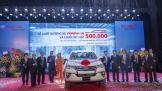 Toyota Việt Nam: 6 tháng đầu năm doanh số tăng 44%
