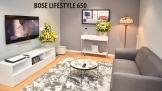 Bose Lifestyle 650: Đầy đủ chức năng giải trí
