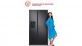 [Bình chọn Mùa hè 2019] Samsung Side by Side RS5000: Tủ lạnh tốt nhất
