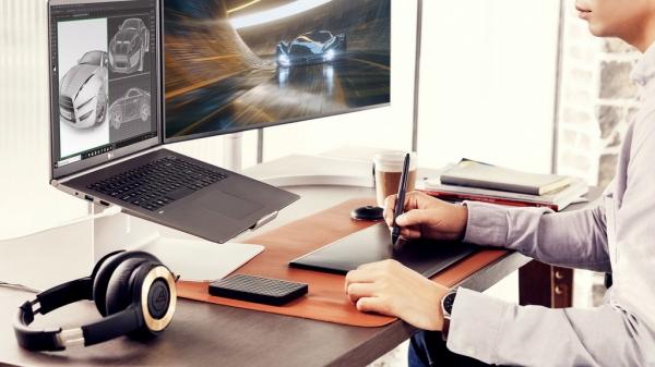 LG ra mắt LG gram 17Z990: laptop 17 inch nhẹ nhất thế giới