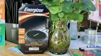 Energizer LW 10 W và MiLi HC-18WE: Bộ đôi hoàn hảo cho du lịch