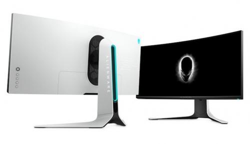 Dell ra mắt màn hình cong chuyên game Alienware mới
