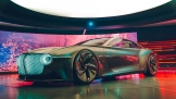 Bentley tiến vào kỷ nguyên số với Bentley EXP 100 GT