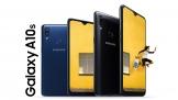 Samsung Galaxy A10s: Thành viên mới của gia đình Galaxy
