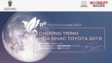 Hòa nhạc Toyota 2019: Đêm diễn cuối