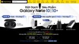 Gần 20.000 đơn đặt cọc bộ đôi Galaxy Note10/ Note10+